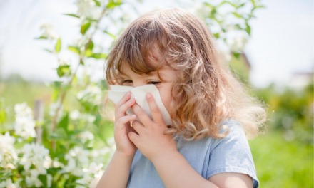 Healing Allergies and Hay Fever Holistically