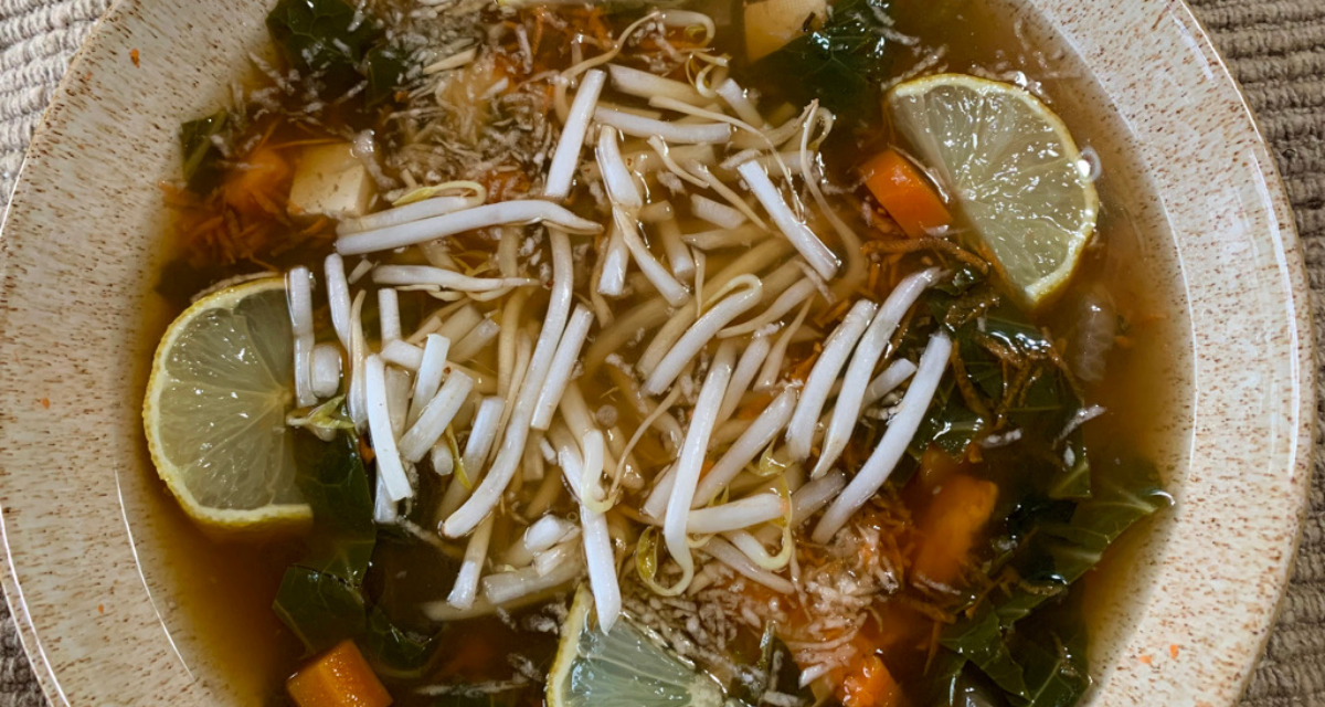 Spring Detox and Renewal Soup