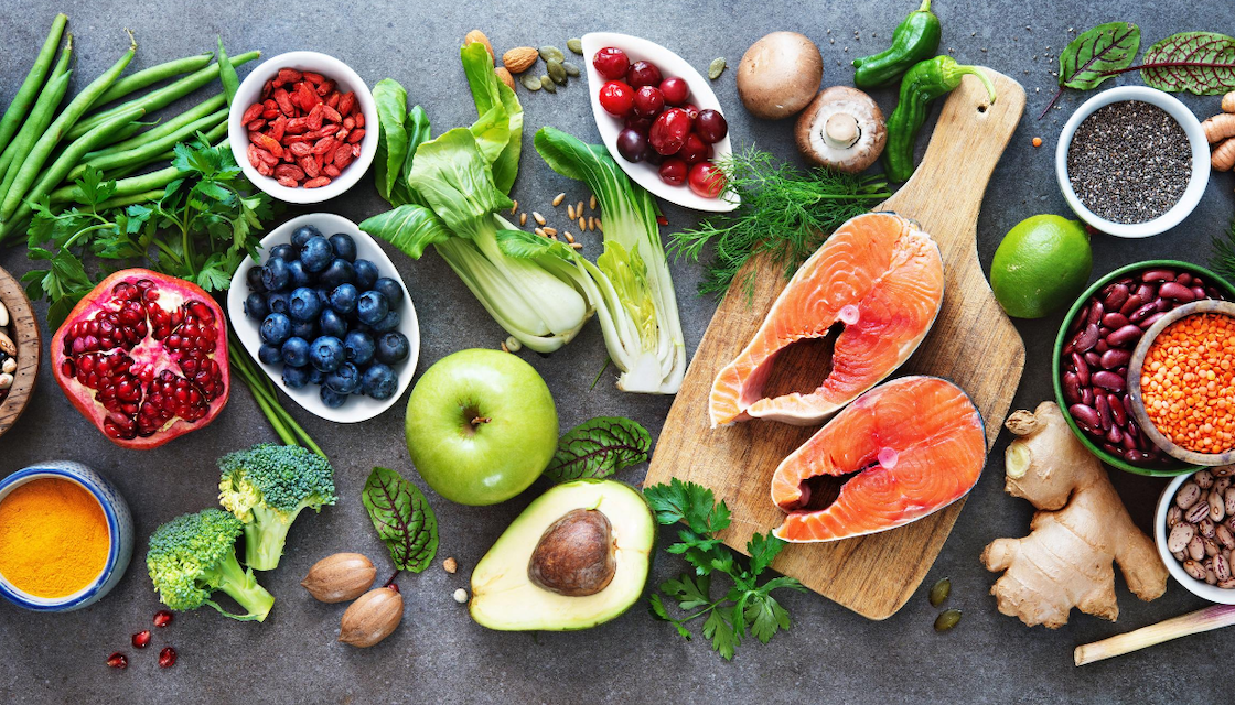 Food: Your Path to Health and Happiness